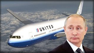 RUSSIA GIVES US AIRPLANE A NASTY SURPRISE... TRIES TO KEEP MEDIA SILENT