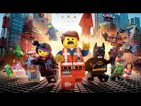 The Lego Movie - Everything is AWESOME!!! - Instrumental