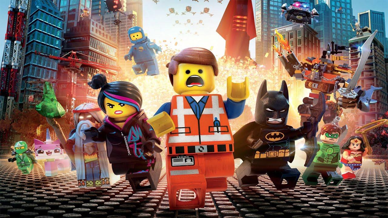 Lego Movie Der Film