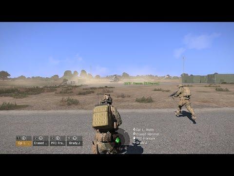 21st MEU Arma 3 Realism Unit: Operation Hybrid Snake Part 2