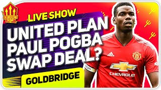 Pogba & Varane Swap Possible! Cavani sees Red! Man Utd News