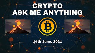 The Bitcoin bull market is alive, powered by that volcano energy! (Crypto AMA)