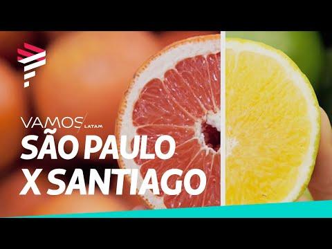Vamos/LATAM: Mi Casa, Su Casa, an exchange program São Paulo vs. Santiago