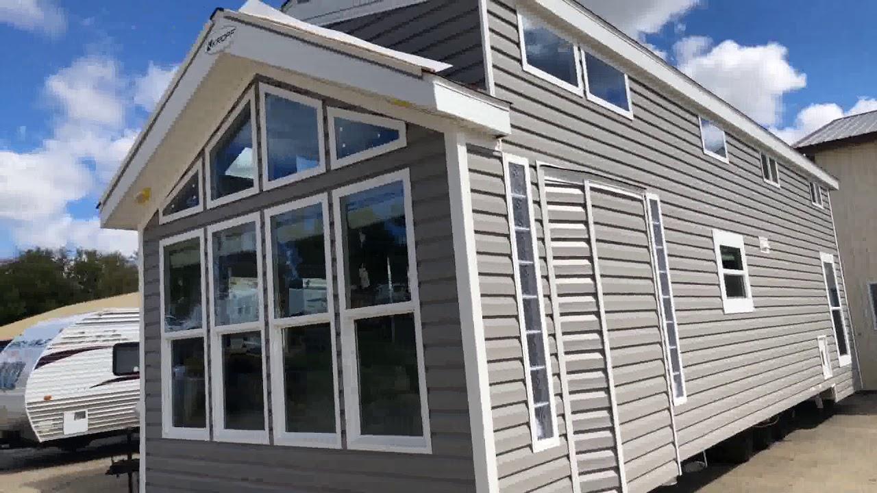 2019 Kropf Island Super Loft Park Model For Sale in Wisconsin