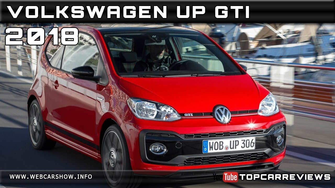 2018 Volkswagen Up Gti Review Rendered Price Specs Release Date