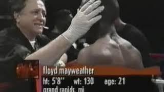 Mayweather Jr  v Pep