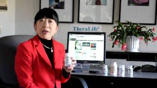 Causes of Dry Eyes- TheraLife Can Help!