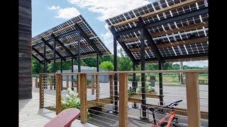 Insite - A Middlebury College Solar House Project