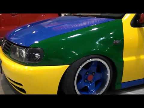 VW POLO 6N On AIR RIDE ᴴᴰ