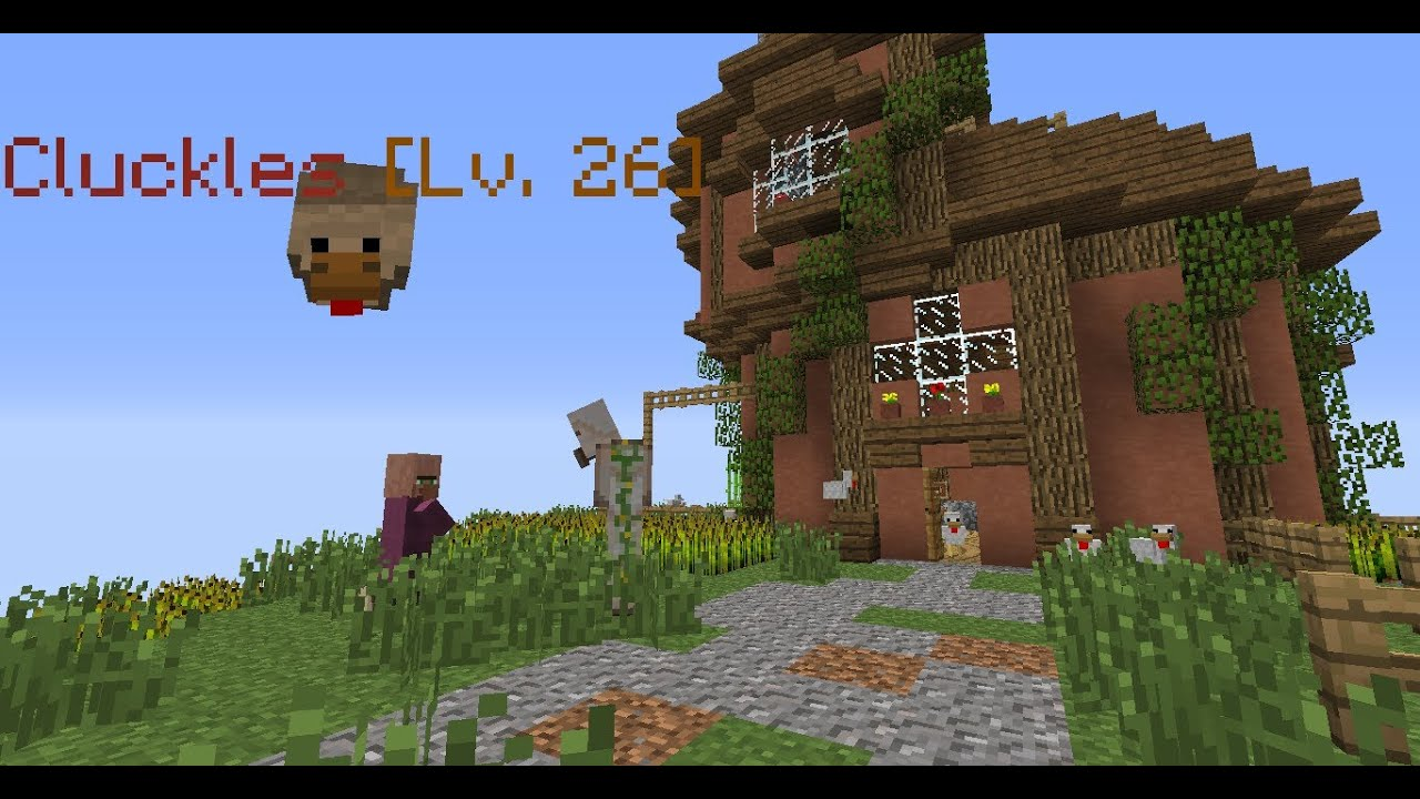 Wynncraft Minecraft Server Cluck Cluck Quest