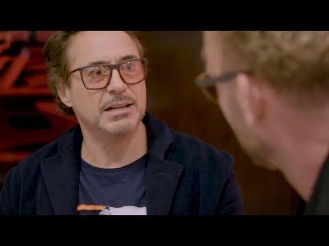 Did Robert Downey Jr. Confirm Iron Man LIVES? Avengers Endgame