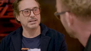 Did Robert Downey Jr. Confirm Iron Man LIVES? Avengers Endgame