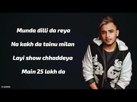 Gora Rang (Lyrics) - Inder Chahal Ft. Millind Gaba   Rajat Nagpal  