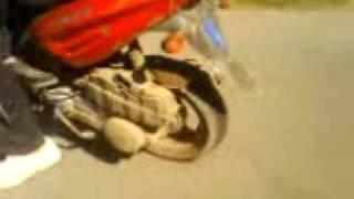 видео Реактивный скутер для инвалидов. Видео дня