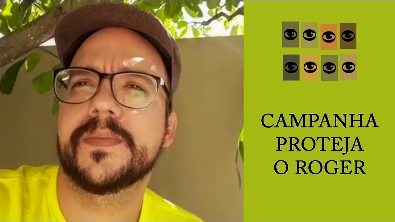 Campanha Proteja o Roger
