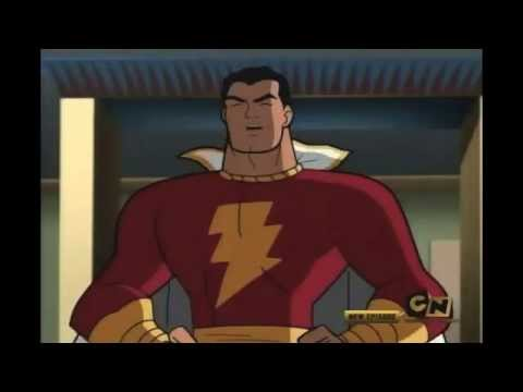 Batman and Shazam vs. Desmond the boy