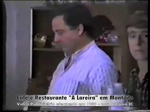 """Café e Restaurante a """"Lareira"""" em Montoito"""