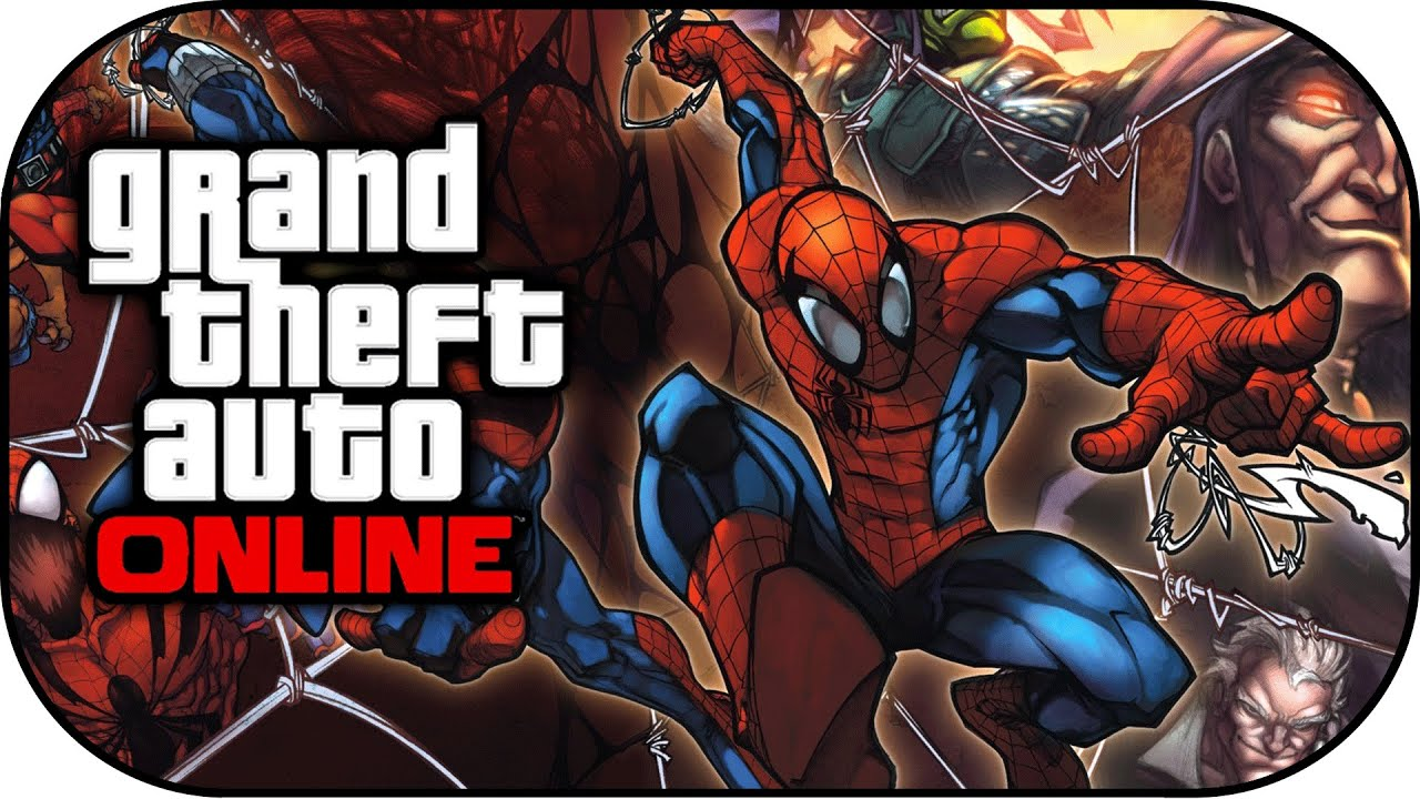 GTA 5 Online Secret Paint Jobs – Spiderman, Joker & Hulk