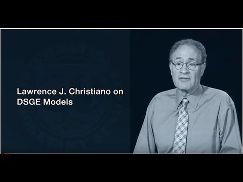 IMF asks Larry Christiano, what should we think of DSGE models?