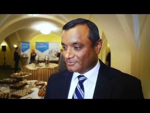 Balady Shekhar Shetty, Al Ghurair Steel – Russian Metals Summit