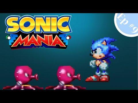 Sonic Mania   Sonic's Campaign   Episode 9: Oil Ocean Zone