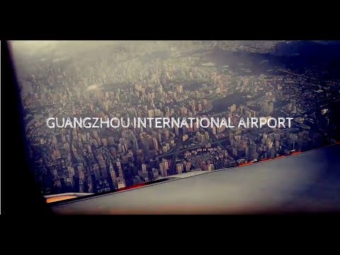 Guangzhou Baiyun International airport  People's Republic of China (PRC)