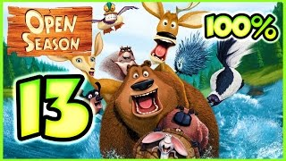 Open Season Walkthrough Part 13 (X360, Wii, PS2, PC, XBOX) 100% Mission 25 (Ending)