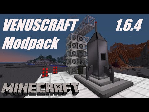 1.6.4 Galacticraft Modpack With Bobson ep 25: Silicon!