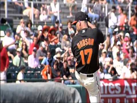 Sports Night Live   Tim Hudson Excited About Bay Area Return