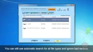 Easeus Data Recovery Wizard Free - Recover deleted files and folders - Download Video Previews