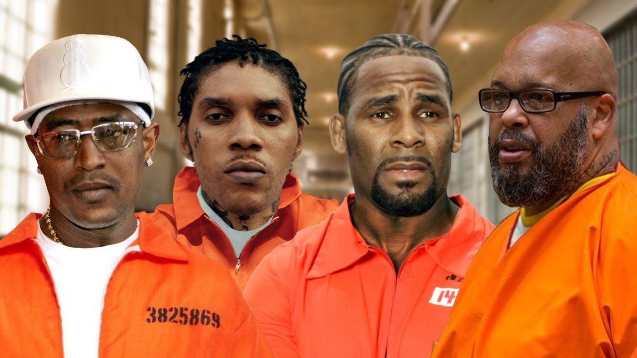 Download 10 Musicians Currently ROTTING in Jail (and the Reasons Why)