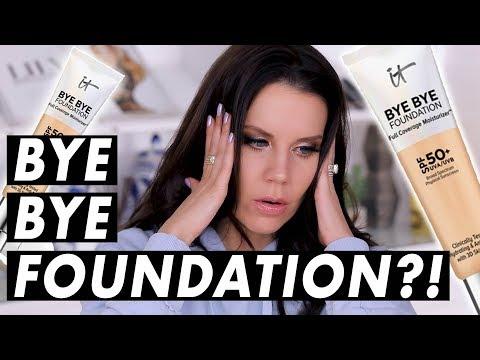 FULL COVERAGE MOISTURIZER??? Bye Bye Foundation???