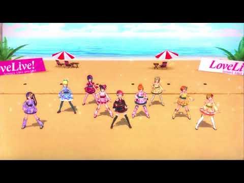 【スクフェスAC】夏色えがおで 1,2,Jump! ダンスフォーカス動画