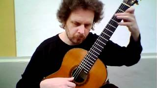 Smith Brindle - Guitarcosmos I - Two Melodies in Tenths No.1