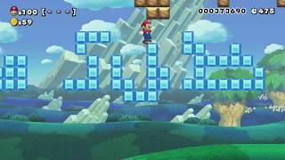 HENPECKED ORGANZA ~ Normal 100 Mario Challenge - Super Mario Maker - No Commentary