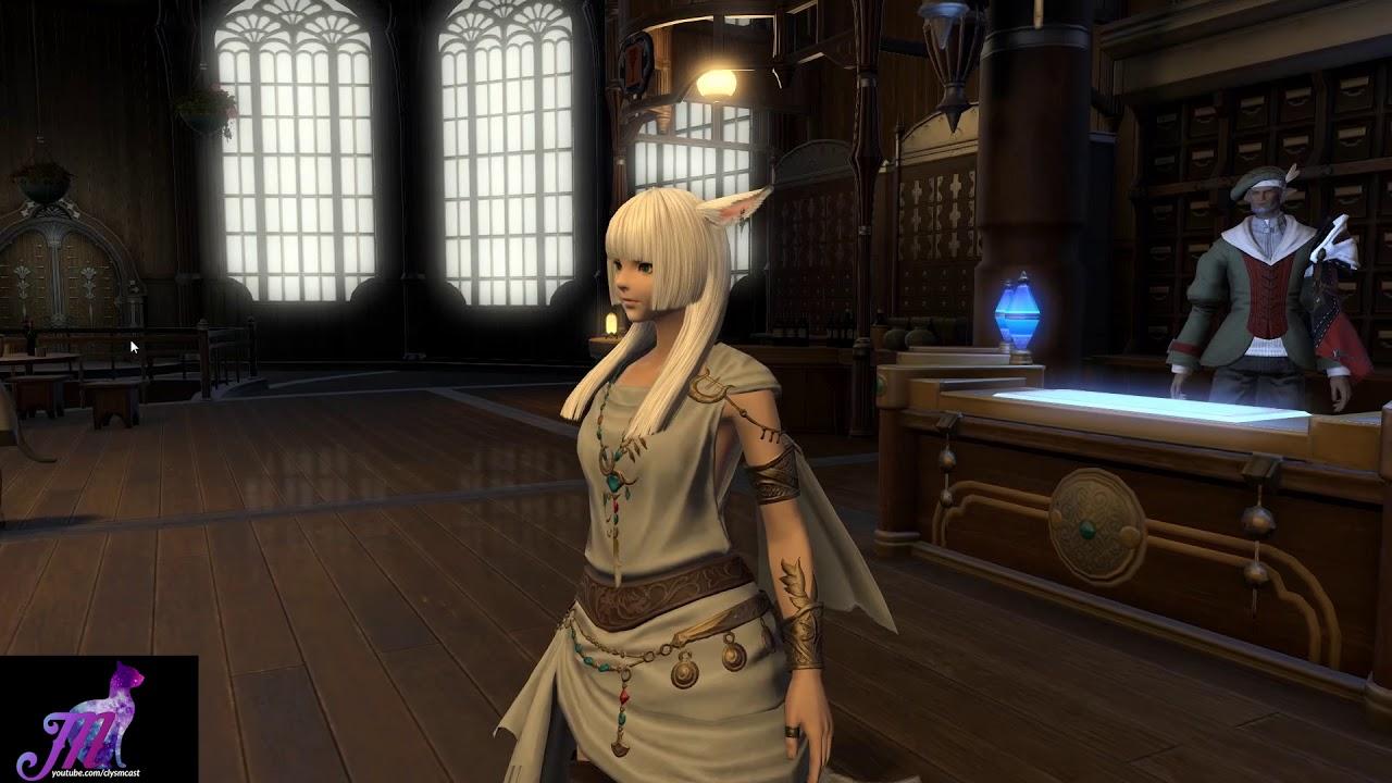 Ffxiv aesthetician options - Final Fantasy XIV: A Realm Reborn