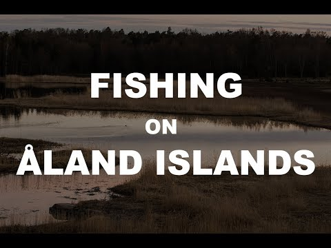 Pike Fishing on the Åland Islands 2017