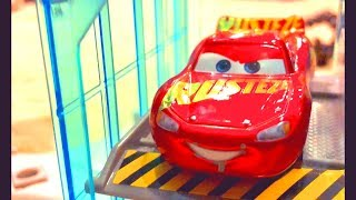 Disney Cars 3 Playsets and Toy Cars for Kids - Cruz Ramirez Hauler & ALL our Toy Cars Collection
