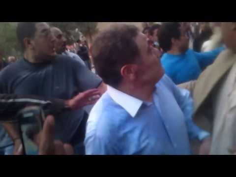 السيد البدوي المرشح المحتمل لرئاسة مصر اللي اخد على قفاه في التحرير 2012