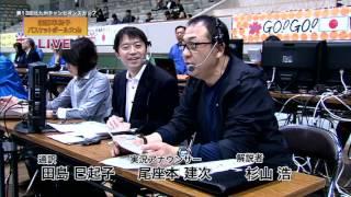"""第13回 国際車椅子バスケットボール大会 3日目 [The 13th International Wheelchair Basketball Tournament """"Day 3rd""""]"""