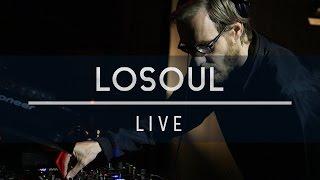 Losoul INOUT TV Faust Seoul DJ set LIVE