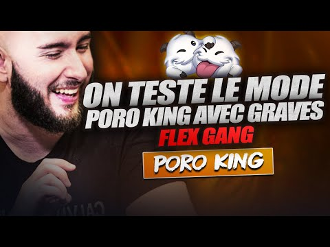 Vidéo d'Alderiate : [FR] ALDERIATE & LE FLEX GANG - PRÉSAISON 10 - MODE PORO KING - GRAVES