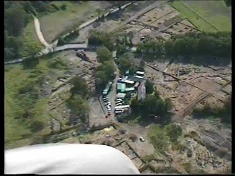 By helicopter to Carrickmines 29 Aug 2002