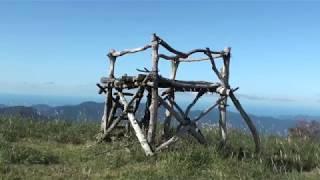 ソロキャンプ日記第36巻 鹿が鳴く上山高原