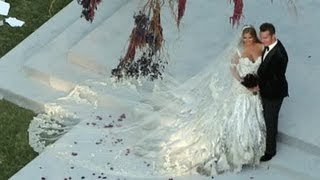 Celebrity Bytes: Inside Holly Valance's £3Million Wedding to Nick Candy - Splash News