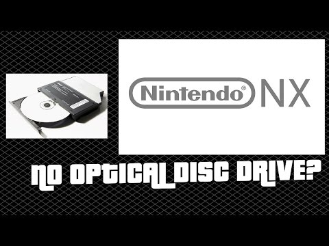 NINTENDO NX PATENT DETAILS DISCUSSION!!! NO OPTICAL DRIVE?