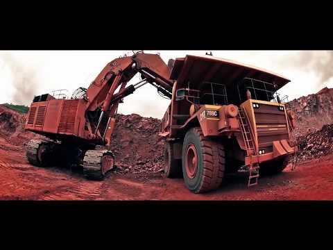Exportación de Minerales