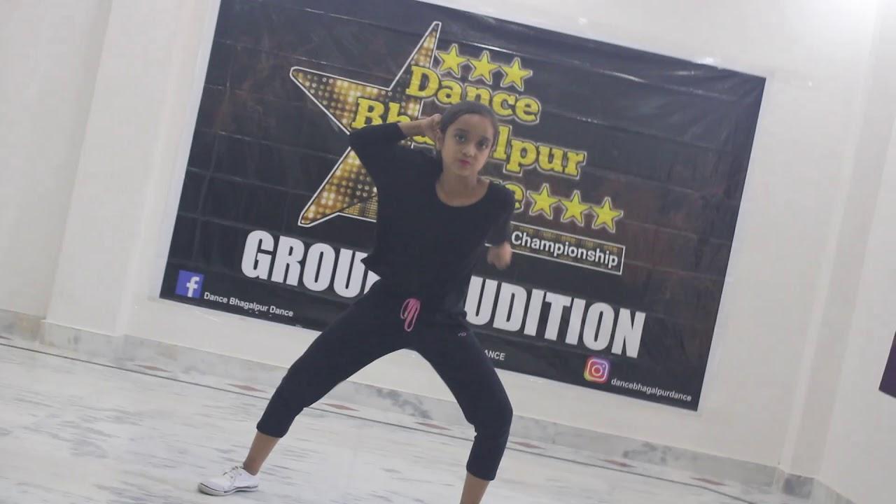 Adhya Kriti || Dance Bhagalpur Dance || Audition Round