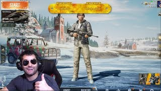 🔴 #PubgM #YOUTUBERS PRO PLAYERS |SNOW MAP [VIKENDI]+arcade[Sniper mode] COME PLAY !