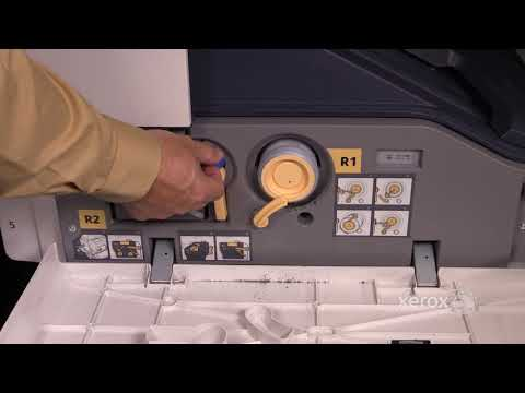 Xerox® AltaLink® B8090 Family Cleaning the LED